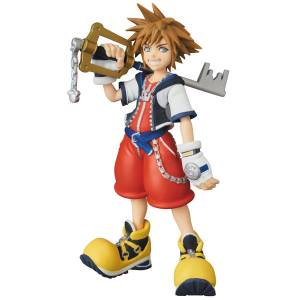 KINGDOM HEARTS - SORA [Ultra Detail Figure No. 472 / UDF]