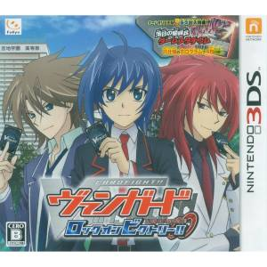 Cardfight!! Vanguard Lock on Victory!! [3DS - Used Good Condition]