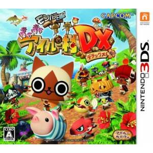 MonHun Nikki - Poka Poka Airu Mura DX / Monster Hunter Diary - Poka Poka Palico Village DX [3DS - Occasion BE]