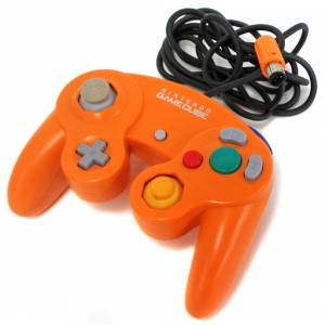 Manette Game Cube - Orange [NGC - occasion / loose]