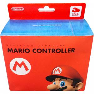 Manette Game Cube - Mario [NGC - occasion BE]