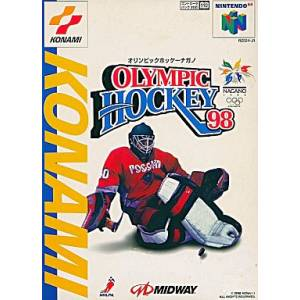 Olympic Hockey Nagano 98 [N64 - used good condition]