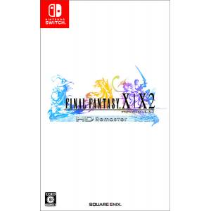 Final Fantasy X/X-2 HD Remaster- Standard Edition [Switch]