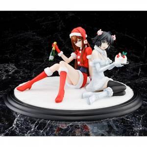 SteinsGate 0 - Kurisu Makise & Mayuri Shiina Christmas Ver. Limited Set [Kadokawa]