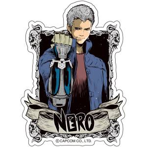 CAPCOM x B-SIDE LABEL Sticker - Devil May Cry 5 Nero [Goods]