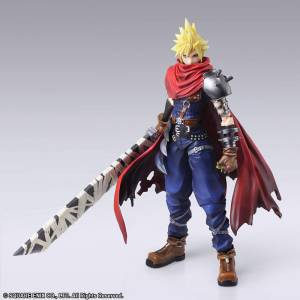 Final Fantasy - Cloud Strife Another Form Ver. [BRING ARTS / Square Enix]
