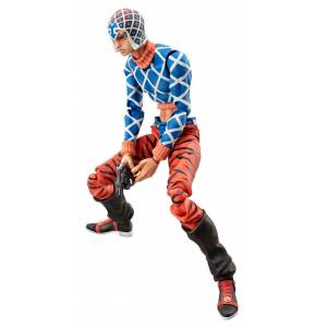 JoJo's Bizarre Adventure Part.V - Guido Mista & S,P / Sex Pistols [Super Action Statue]