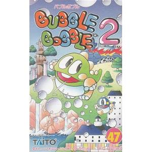 Bubble Bobble 2 [FC - Used Good Condition]