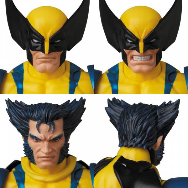 x men wolverine comic ver mafex nin nin game com all japan import video games. Black Bedroom Furniture Sets. Home Design Ideas