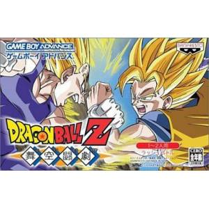Dragon Ball Z - Bukuu Tougeki / Supersonic Warriors [GBA - Used Good Condition]