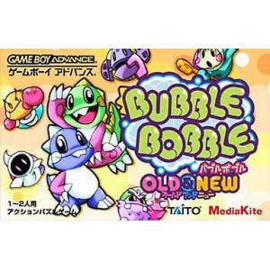 Bubble Bobble Old & New [GBA - Used Good Condition]