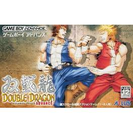 Double Dragon Advance [GBA - Used Good Condition]