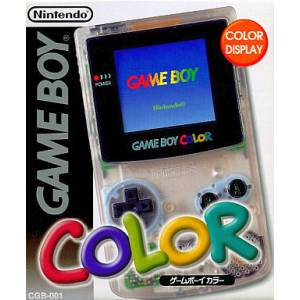 Game Boy Color Clear [GBC - occasion BE]