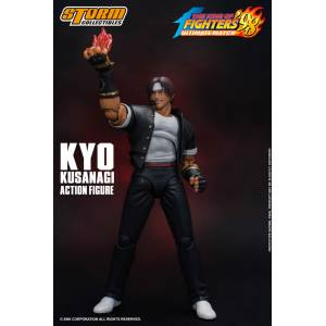 THE KING OF FIGHTERS '98 ULTIMATE MATCH - Kyo Kusanagi [Storm Collectibles Toys]