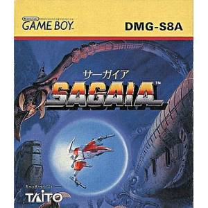Sagaia / Darius 2 [GB - Used Good Condition]