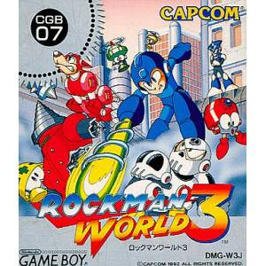 Rockman World 3 / Mega Man III [GB - occasion BE]