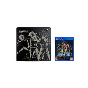Jump Force Top Cover Limited Set (Black) (TOPC-ENG-JF/B) [PS4]