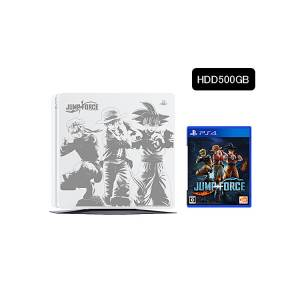PlayStation 4 SLIM 500GB JUMP FORCE Limited Edition White Ver. (CUH-2200 / JF) [PS4 - brand new]