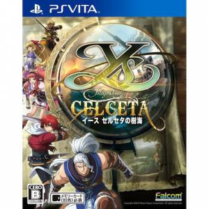Ys - Celceta no Jukai / Memories of Celceta [PSVita - Used Good Condition]