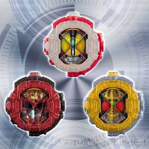 Kamen Rider Zi-O - DX -  Ridewatch Set Vol.2 Limited Edition [Bandai]