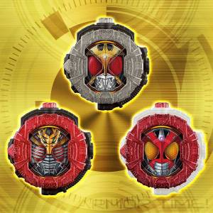 Kamen Rider Zi-O - DX -  Ridewatch Set Vol.1 Limited Edition [Bandai]