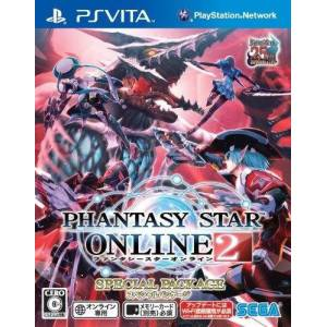 Phantasy Star Online 2 Special Package [PSVita - Used Good Condition]