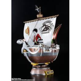 FREE SHIPPING - Going Merry ONE PIECE animation 20th Memorial edition [Chogokin]