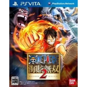 One Piece - Kaizoku Musou 2 / Pirates Warriors 2 [PSVita - Used Good Condition]