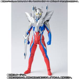 Ultimate Aegis / Ultraman Zero Armor Option Parts Set Limited Edition [SH Figuarts]