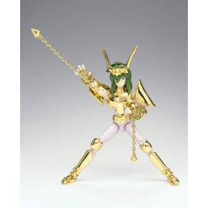 Saint Seiya Myth Cloth - Andromeda Shun (Revived Bronze Cloth) - Power of Gold [Used]