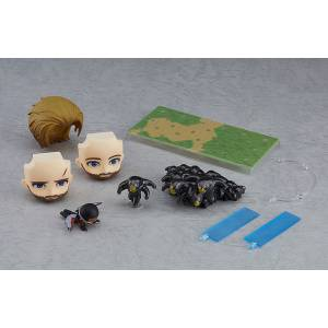 FREE SHIPPING - Avengers: Infinity War - Captain America Extension Set [Nendoroid More]