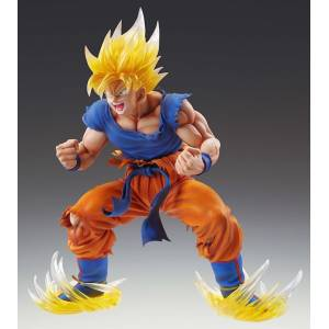 Chozo Art Collection - Dragon Ball Z Kai: Super Saiyan Son Goku Ver.2 Complete Figure [Medicos]
