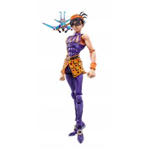 JoJo's Bizarre Adventure - Narancia Ghirga - Aerosmith (AS) - Formaggio - Clash [Super Action Statue]