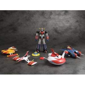 FREE SHIPPING - Grendizer & Spazers Set [Dynamite Action! / EVOLUTION TOY]