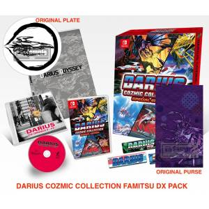 Darius Cozmic Collection Special Edition Famitsu DX Pack [Switch]
