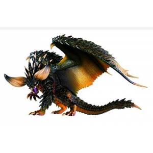 Ichiban Kuji - Monster Hunter World A Prize - Nergigante [Banpresto]