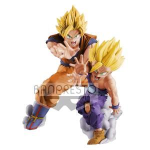 Ichiban Kuji - Dragon Ball Vs Existence A Prize - Son Goku & Son Gohan [Banpresto] [Used]
