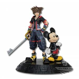 Ichiban Kuji - Kingdom Hearts A Prize - Sora & King Mickey [Banpresto]