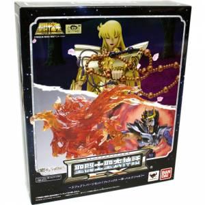 Saint Seiya Myth Cloth EX - Effect Parts Set - Phoenix Ikki (Revived Bronze Cloth) & Virgo Shaka