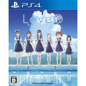 LoveR - Standard Edition [PS4]
