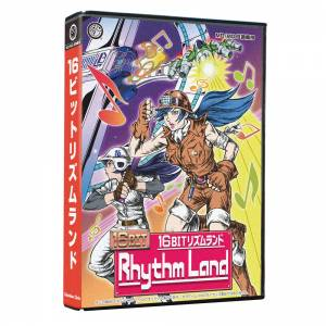 16bit Rhythm Land [MD]