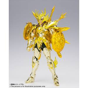 Saint Seiya Myth Cloth EX - Libra Dohko (God Cloth / Soul of Gold) [Used]