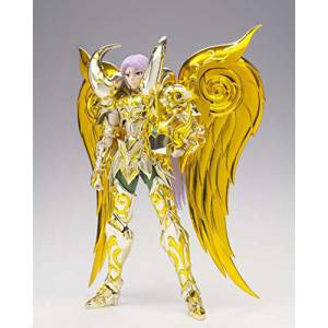 Saint Seiya Myth Cloth EX - Aries Mu (God Cloth / Soul of Gold) [Bandai] [Used]
