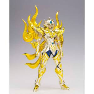 Saint Seiya Myth Cloth EX - Leo Aiolia (God Cloth / Soul of Gold) [Bandai] [Used]