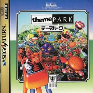 Theme Park [SAT - Used Good Condition]