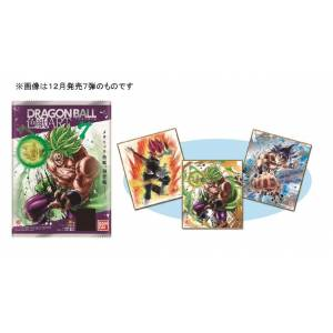 Dragon Ball Shikishi ART Reproduction Special 10 Pack BOX [Trading Cards]