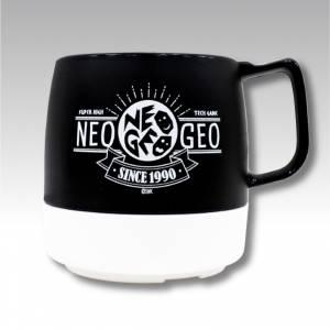 NEOGEO LABEL DINEX Mug Cup Logo Limited Edition [Goods]