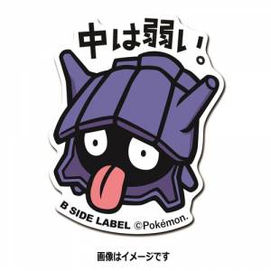 Pokemon x B-SIDE LABEL Sticker - Shellder [Goods]