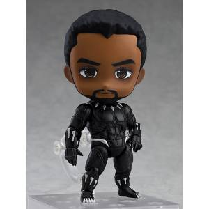 FREE SHIPPING - Avengers: Infinity War - Black Panther: Infinity Edition DX Ver. [Nendoroid 955-DX]