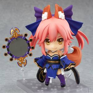 FREE SHIPPING - Fate/EXTRA - Caster Reissue [Nendoroid 710]